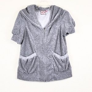 Juicy Couture short sleeve sweater